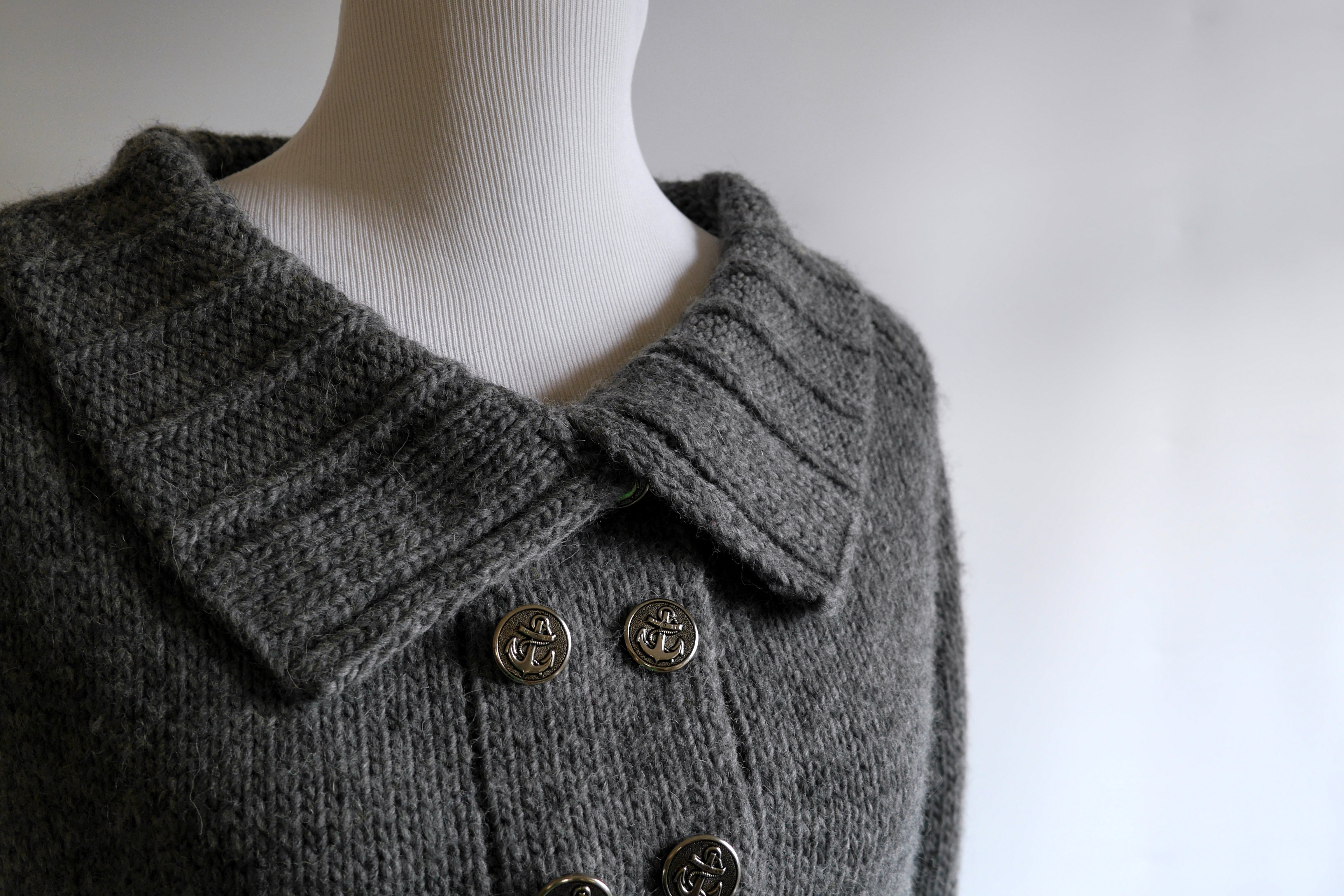 Knitting Challenges Sweaters With Buttons Olive Knits