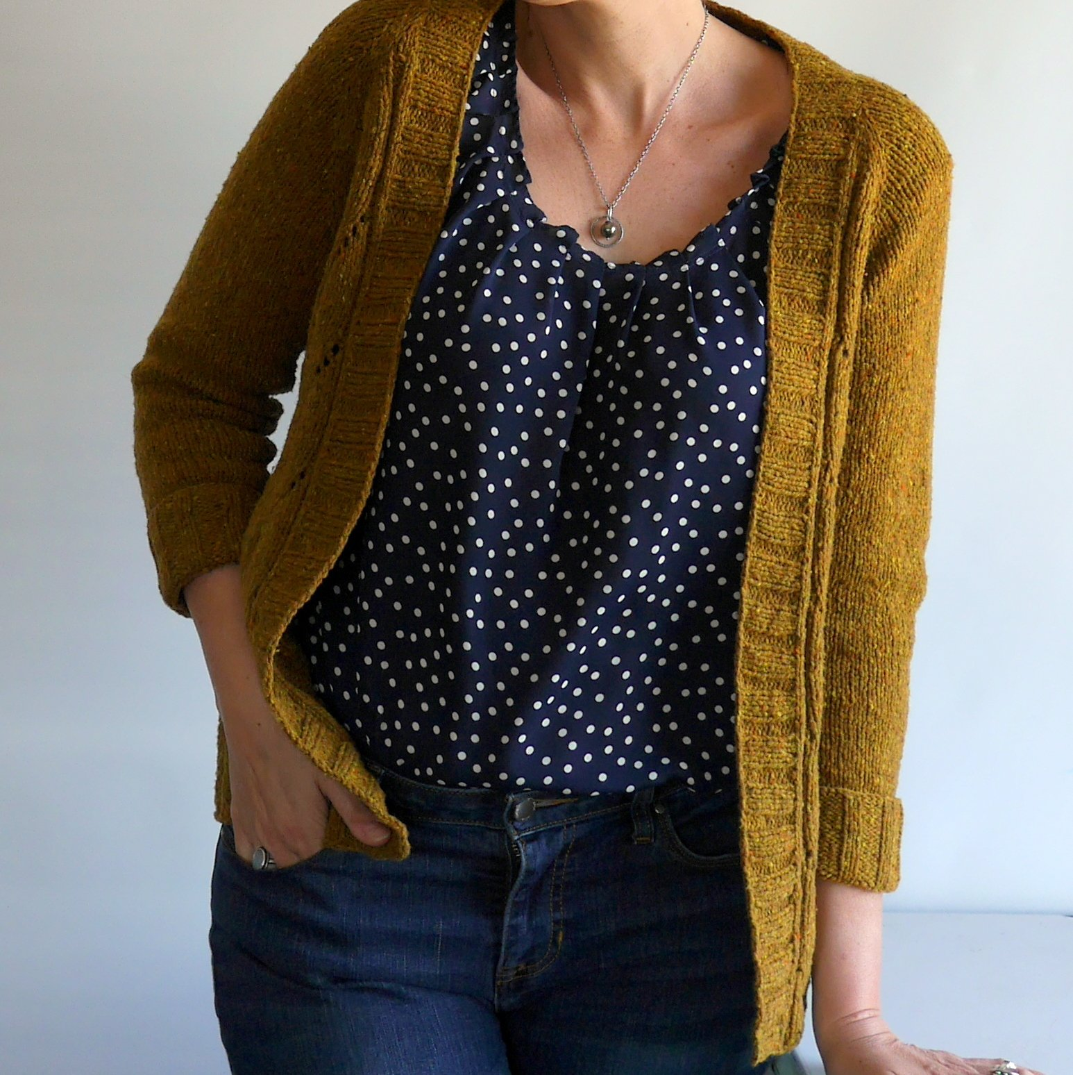 Stillwater by Marie Greene, Olive Knits