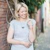 Marie Greene Olive Knits Seamless Sweater