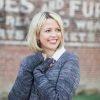 Brookings Crew seamless sweater by Marie Greene