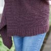 Heathrow sweater by Marie Greene, Olive Knits